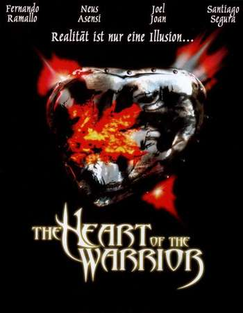 The Heart of the Warrior 1999 Hindi Dual Audio 350MB UNCUT DVDRip 480p ESubs