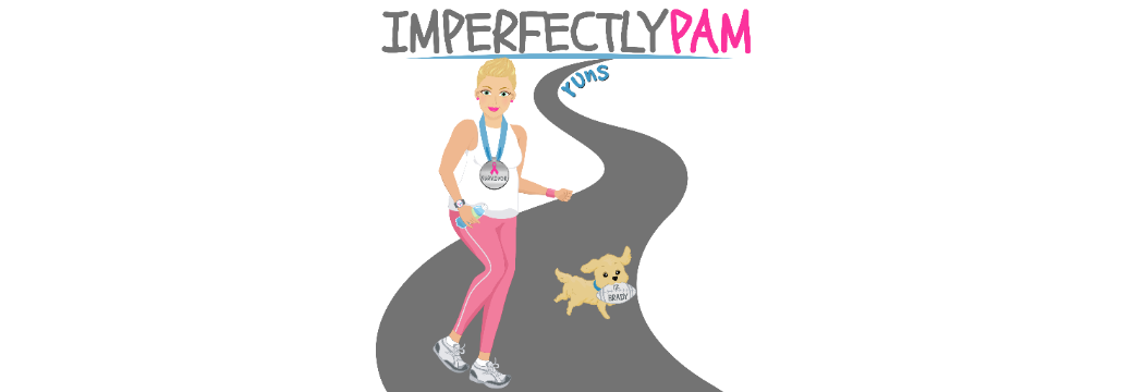 Imperfectly Pam Runs