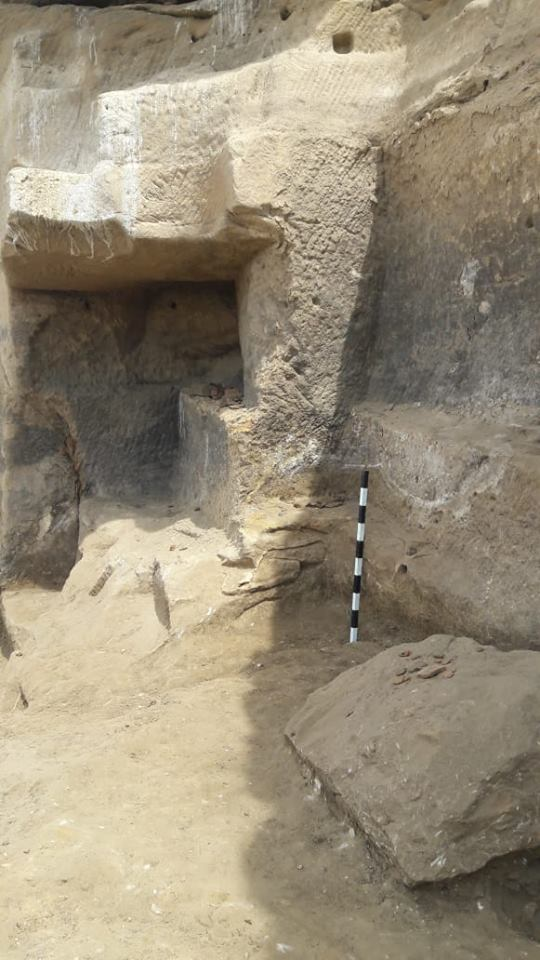 Egypt discovers ancient port used by temple builders