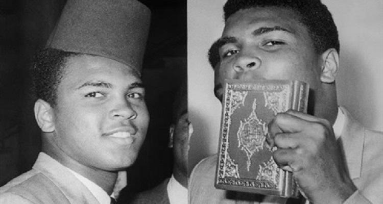 طلب غريب من محمد علي كلاي لشقيقه قبل وفاته بايام