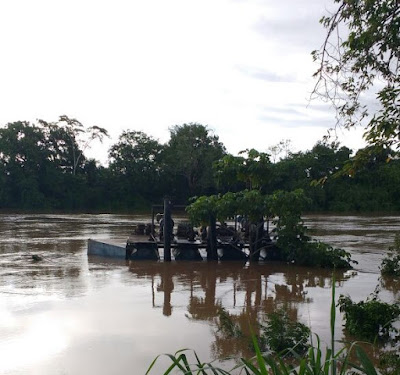 Itapecuru-Mirim ficará sem água até sábado devido acidente no flutuante