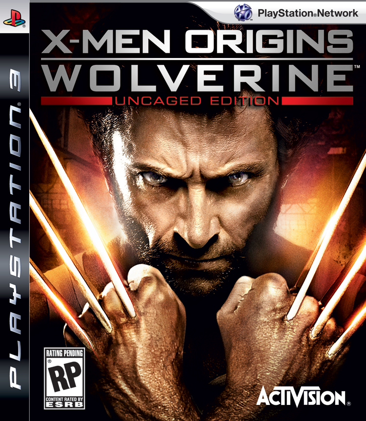X-Men Origins: Wolverine - ISO (2009) [PS3 Game] 6,9GB ...