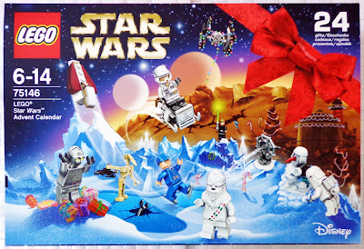 LEGO Star Wars Advent Calendar [75146]