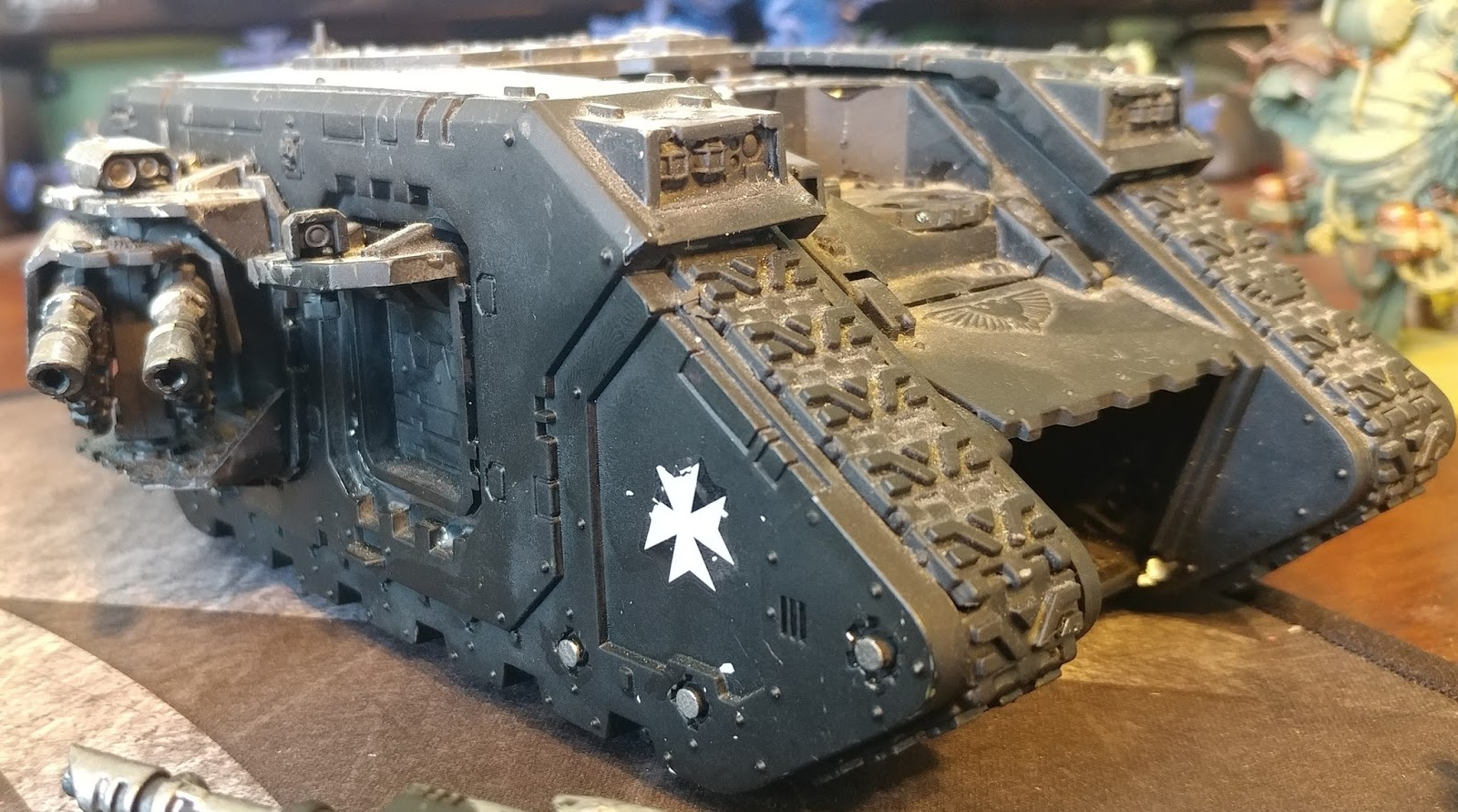 land raider terminus ultra pdf