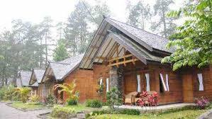 Cikole Resort & Adventure Park, Menyediakan Akomodasi yang Natural dan Seru
