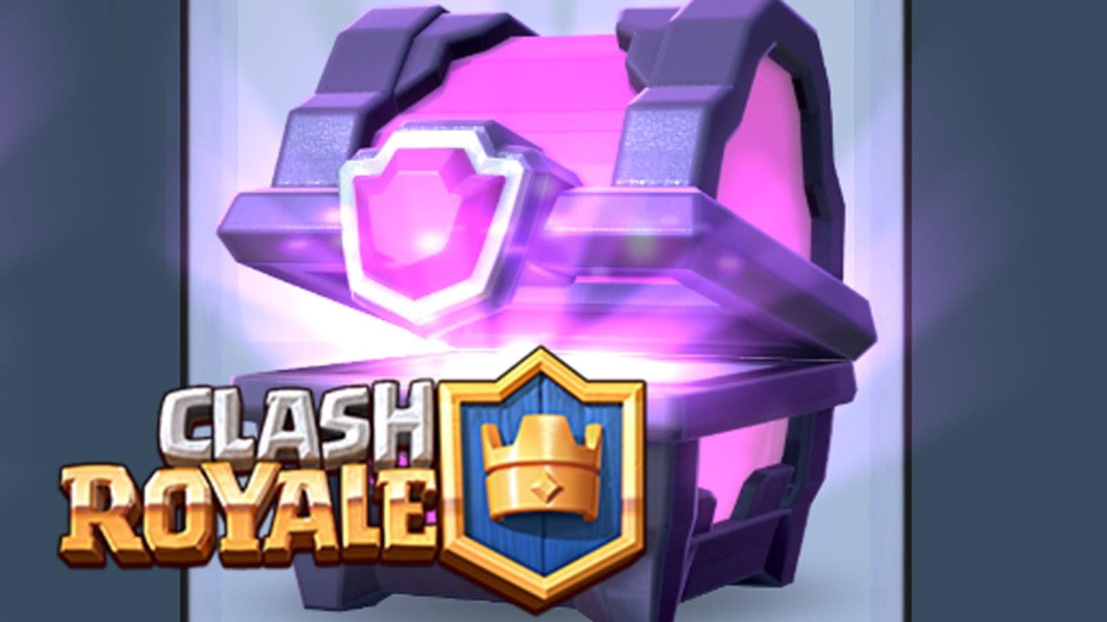 Cara Mendapatkan Super Magical Chest Clash Royale Gratis Tutorial
