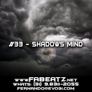 Beat à Venda: #33 - Shadows Mind [Trap 128BPM]