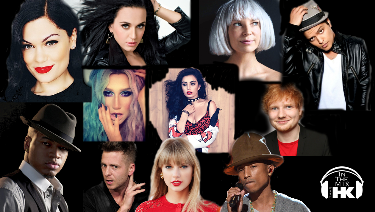 IN THE MIX WITH HK™: I LOVE SINGERS WHO WRITE THEIR OWN SONGS!
