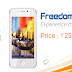 Meet Freedom 251,The Smartphone That Costs $4(#800)