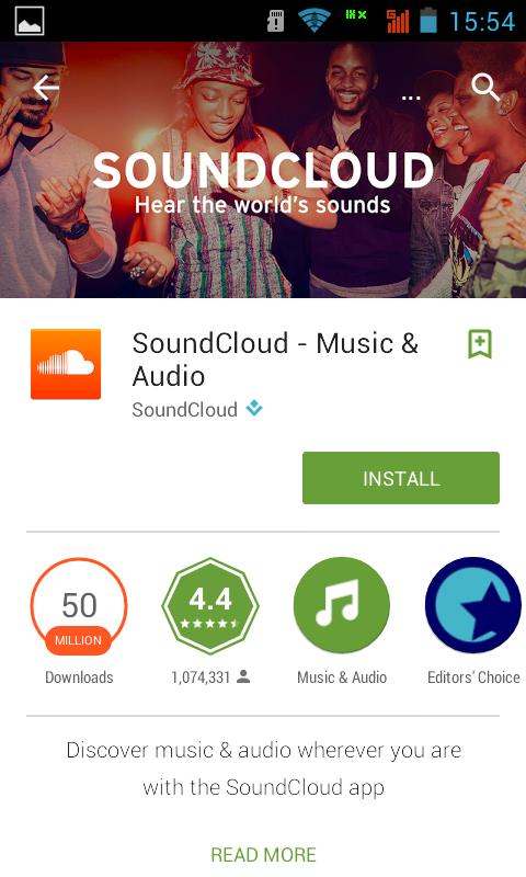 Aplikasi Android Terbaru 2015 - Streaming Musik