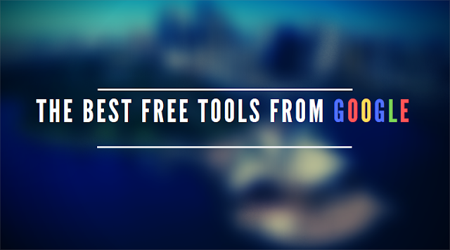 The best tools from google free