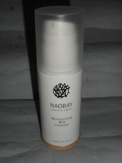 Imagen Moisturizing Milk Cleanser Naobay