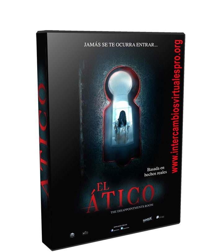 El ático poster box cover