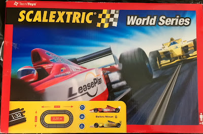 Circuitos: Scalextric World Series Tecnitoys