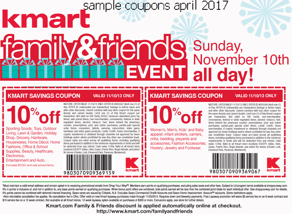 Kmart furniture coupons online