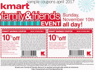 Kmart coupons april