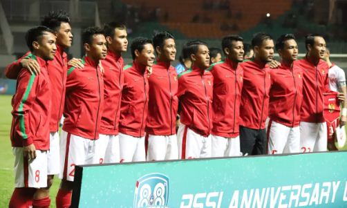 Jadwal Timnas Indonesia vs Uzbekistan - Anniversary Cup Kamis 3 Mei 2018