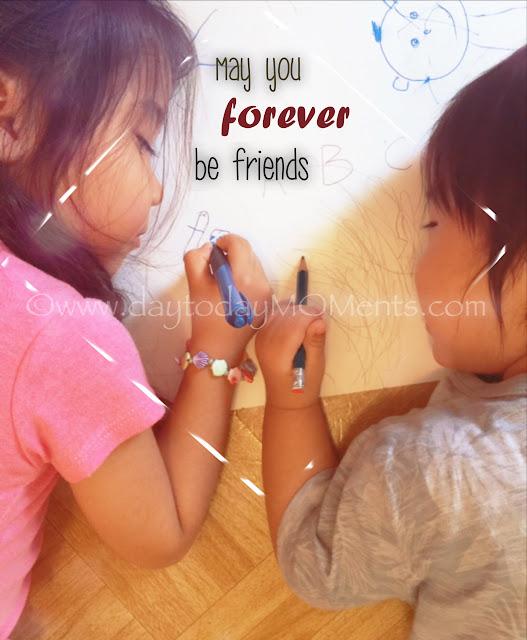 lifelong friendship between siblings