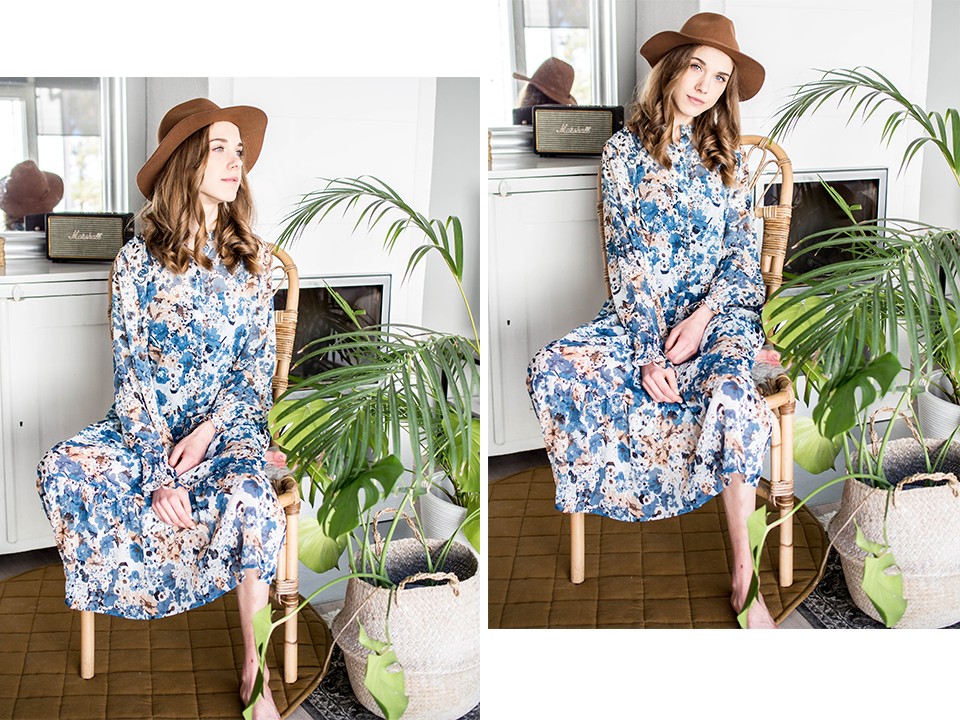 Spring fashion 2020: floral dresses - Kevätmuoti 2020: kukkamekot