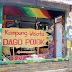 Kampung Wisata Kreatif Dago Pojok Berdayakan Potensi Warga