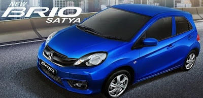 Review Honda Brio Satya E Manual Facelift Terbaru 2016