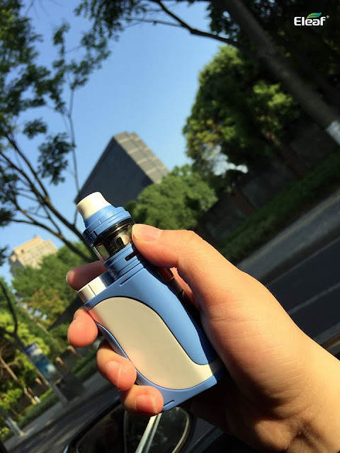 Recommend iStick Pico 25 with ELLO for you weekend