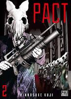 Pact, Manga, Critique Manga, Shinnosuke Kuji, Pika Édition,