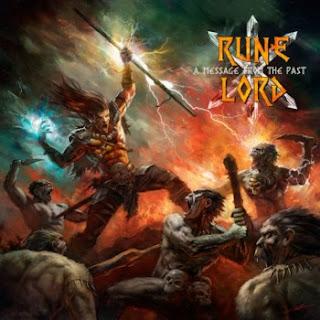 """Ο δίσκος των Runelord """"A Message from the Past"""""""