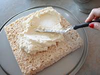 cómo hacer Rice Krispies tratan de torta rkt tutorial