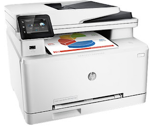 Download Driver HP Color LaserJet Pro MFP M277dw Driver Download For Windows