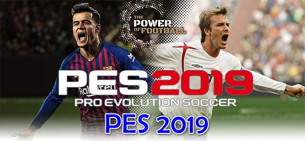 PES 2019 PRO EVOLUTION SOCCER 2.9.0 Full Apk + Data