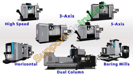 types-of-cnc-machine