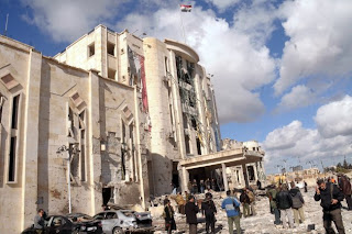 ALEPPO BOMBS TARGET CHRISTIANS; SYRIAN FORCES KILL OVER 150 TERRORISTS IN ALEPPO 1