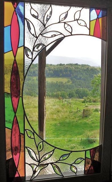 fenetre vitrail vitrage isolant