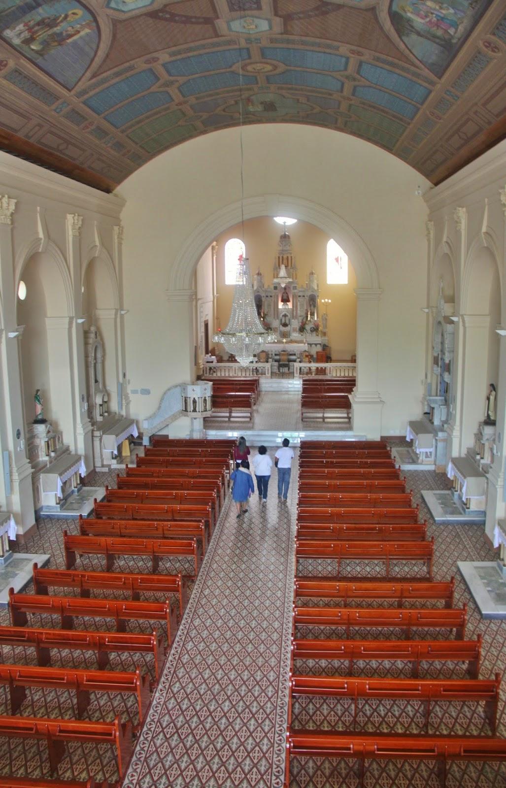 Igreja da Matriz reinaugurada