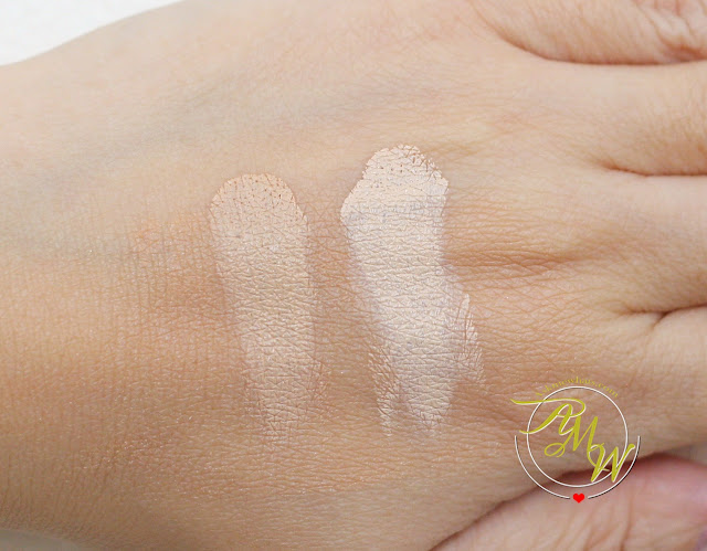 a swatch photo of Essence Camouflage Concealer Review in Natural Beige