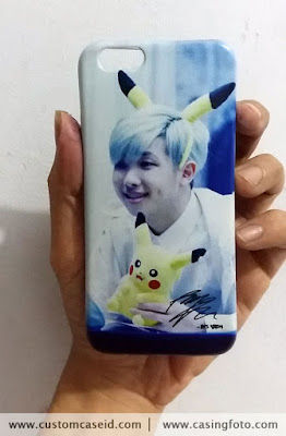custom case K-Pop BTS Rap Monster