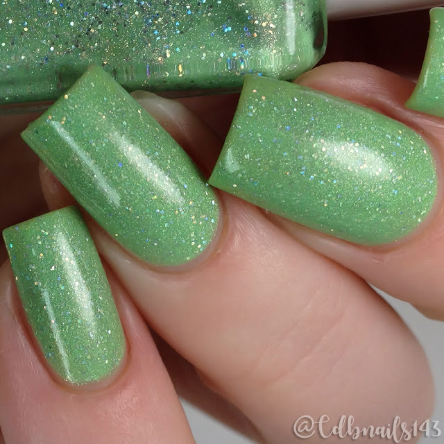 Glam Polish-Underneath The Palm Trees