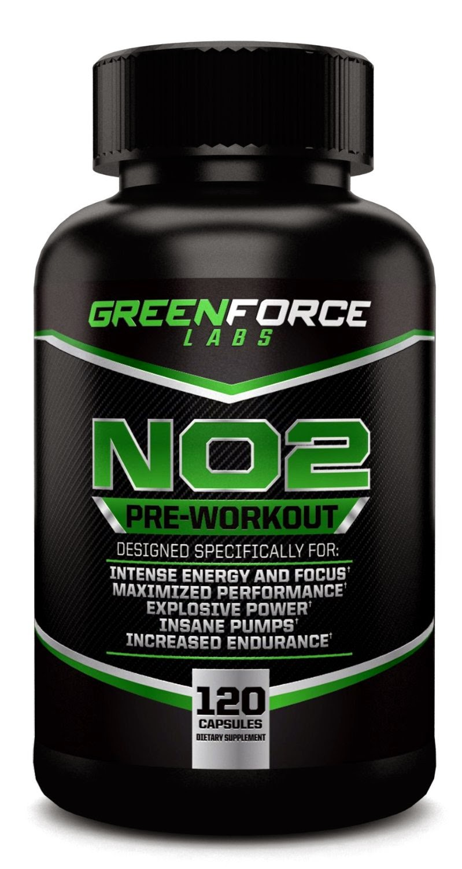 GreenForce Labs NO2
