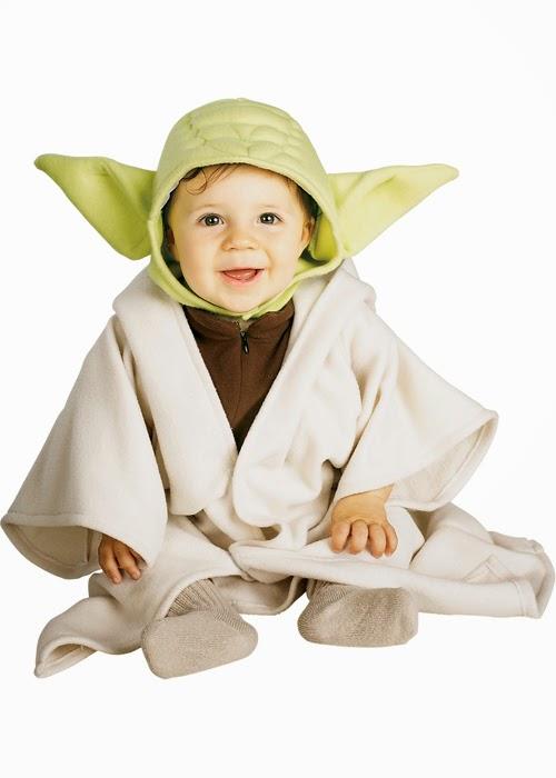 gambar bayi memakai kostum menarik