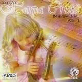 Patmos Music-Coleção Harpa Cristã Instrumental-Vol 1-