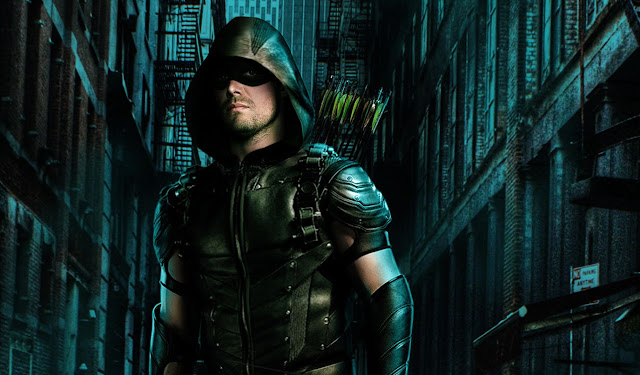 Arrow quinta temporada