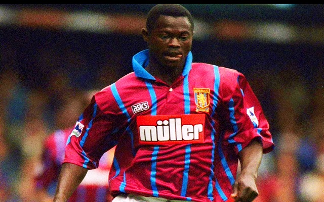 I would have been a better footballer if I was educated - Odartey Lamptey