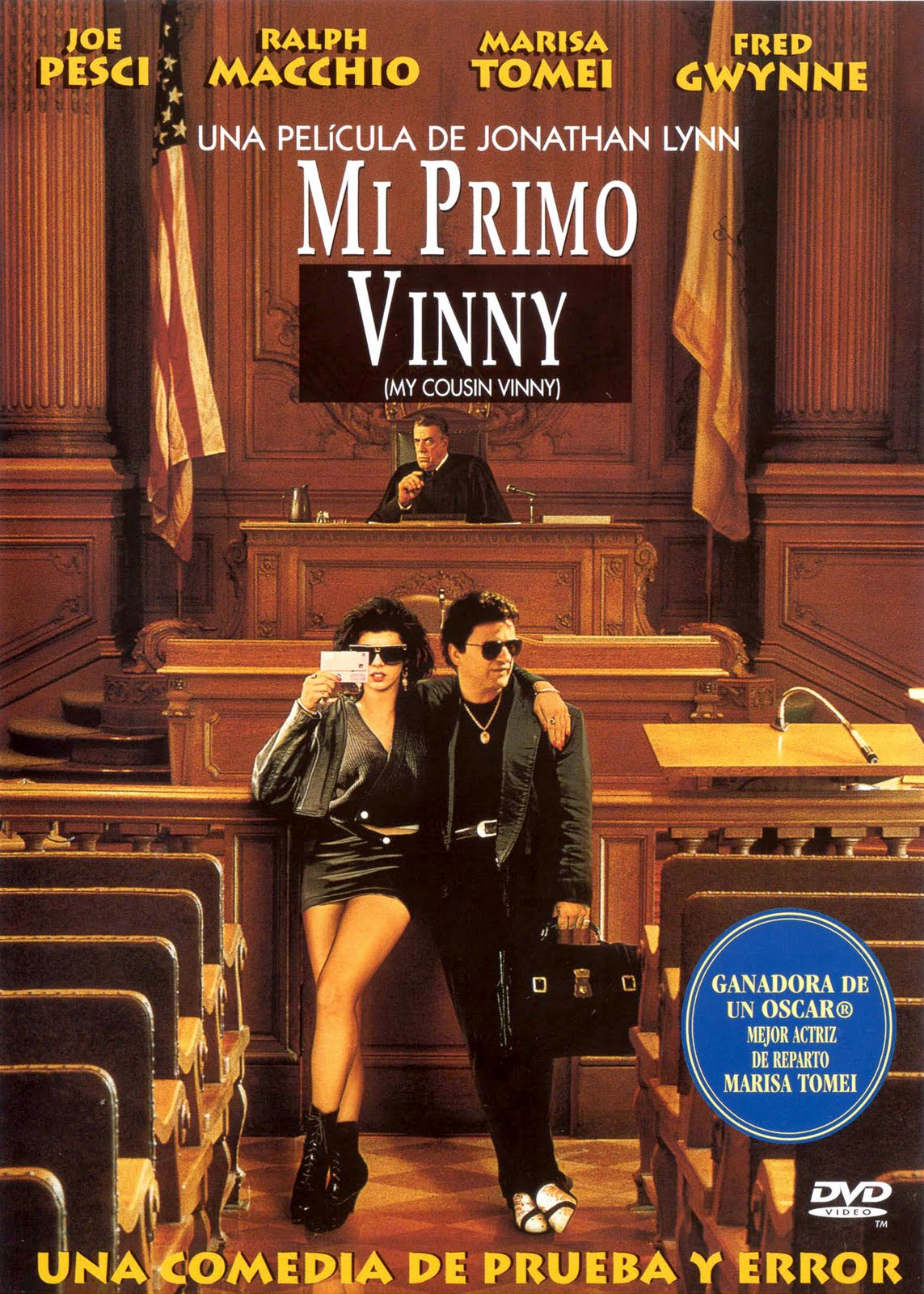 Charly Hell Mi Primo Vinny