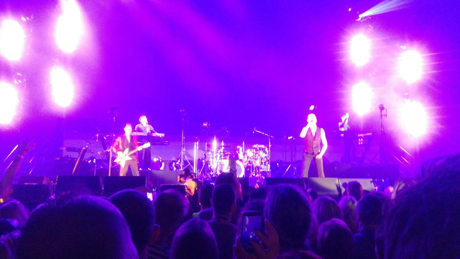 Almost Predictable Almost Live Review Depeche Mode Dvorana Hall Stozice Ljubljana 14 May