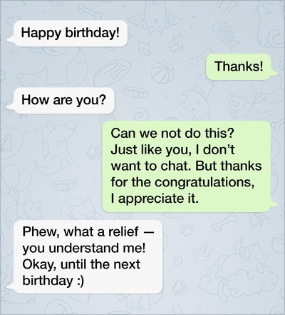10 Hilarious Text Messages That Made Our Day