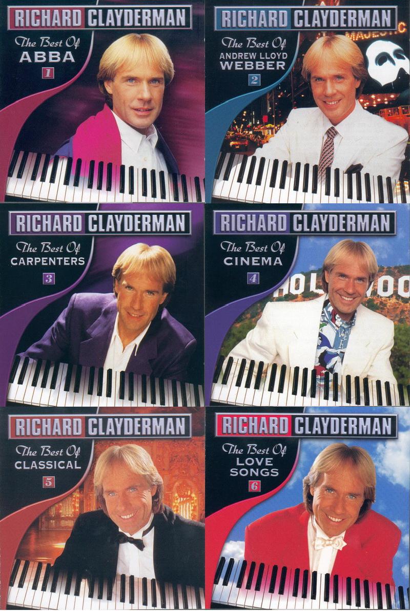 instrumental piano richard clayderman