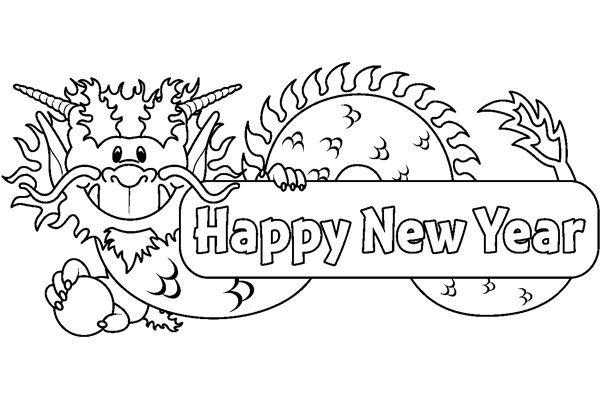 chinese new year free coloring pages | เรียนภาษาอังกฤษ ความรู้ภาษาอังกฤษ ทำอย่างไรให้เก่งอังกฤษ ...