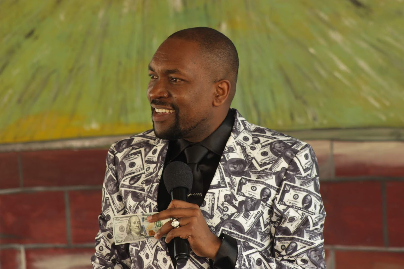 Tiyambuke Notes: Prophet Blessing Chiza Teaches On Mastering Money