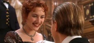 Kate Winslet in Titani...